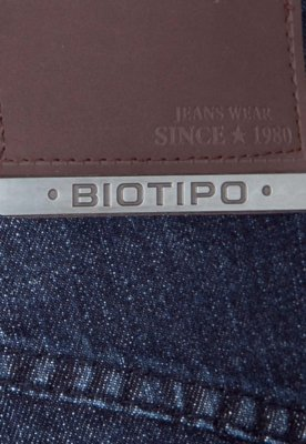 Calça Jeans Biotipo Reta Modern Azul