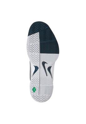 Tênis Nike Air Court MO V Branco/ Prata