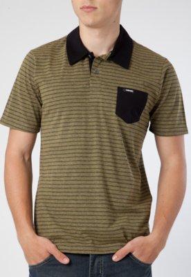 Camisa Polo Urgh Pocket Listrada