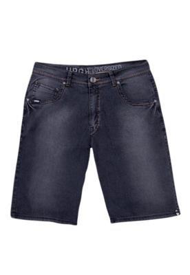 Bermuda Jeans Urgh Wood Preta