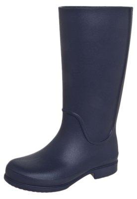 Bota Crocs Wellie Rain Boot Azul
