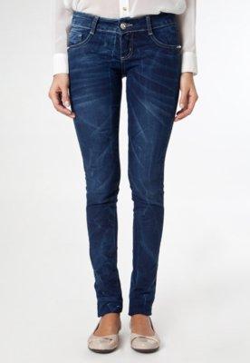 Calça Jeans Sawary Jegging Azul