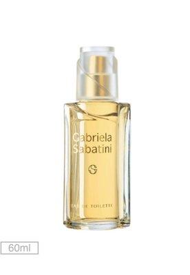 Eau De Toilette Gabriela Sabatini 60ml - Perfume