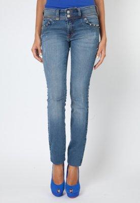 Calça Jeans Forum Estela Skinny Impious Azul