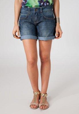 Bermuda Jeans Colcci Daria Azul