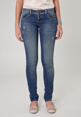 Calça Jeans Forum Skinny Ester Azul