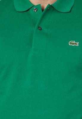 Camisa Polo Live Verde - Lacoste