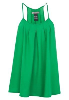 Blusa Colcci Prega Verde