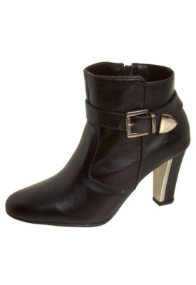 Ankle BootFivela Preta - FiveBlu