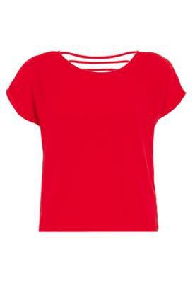Blusa Line Vermelha - Pop Touch