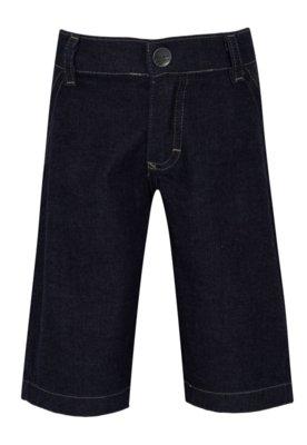 Bermuda Jeans Malwee Boy Azul