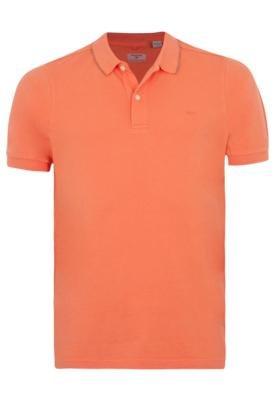 Camisa Polo Dockers Modern Laranja