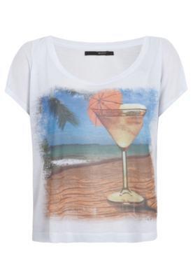 Blusa Oh, Boy! Drink Branca - OH BOY