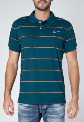Camisa Polo Nike Jersey Verde