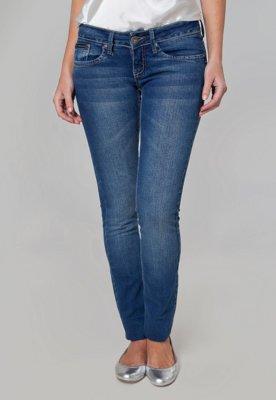 Calça Jeans Calvin Klein Jeans Skinny Stone Pockets Azul