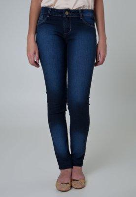 Calça Jeans Sawary Skinny Now Azul