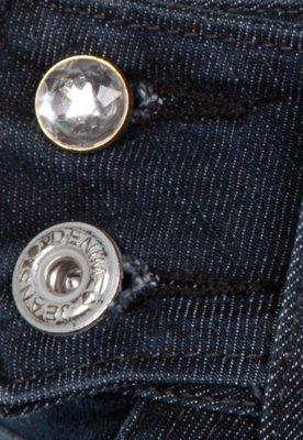 Calça Jeans Sawary Infantil Reta Star Azul