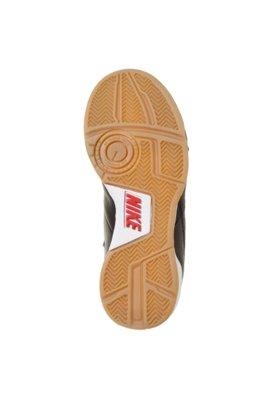 Chuteira Futsal Nike Tiempo Natural IV LTR IC Infantil Preta