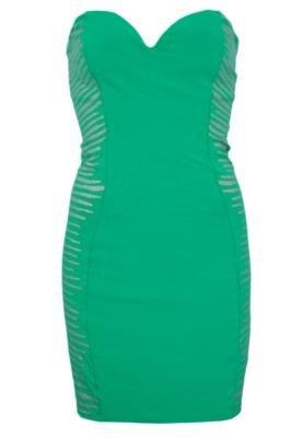 Vestido Sommer Petit Tiger Verde