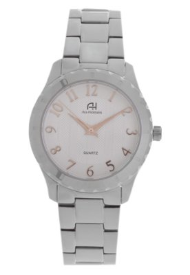 Relógio Ana Hickmann AH28580Q Prata