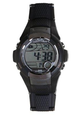 Relógio Cosmos OS41039S Preto/Prata