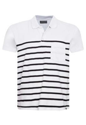 Camisa Polo Lemon Grove Change Branca