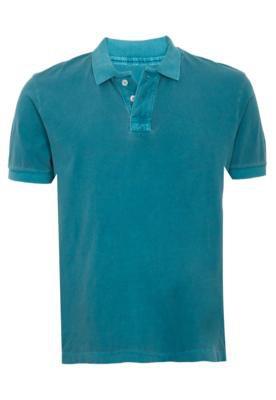 Camisa Polo Khelf Style Azul