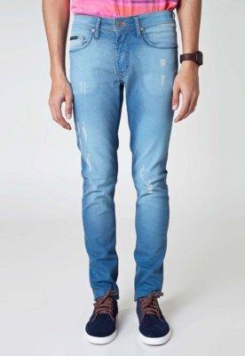 Calça Jeans Calvin Klein Jeans Skinny Ultra Azul