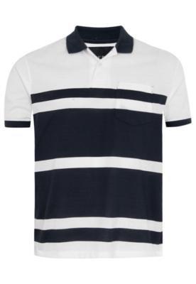 Camisa Polo Fiveblu Classic Branco