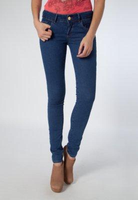 Calça Jeans Skinny Modern Azul - Coca Cola Clothing