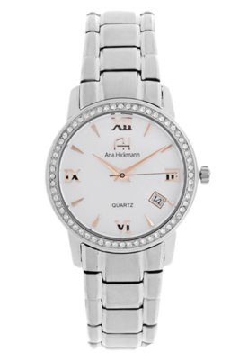 Relógio AH28642Q Prata - Ana Hickmann