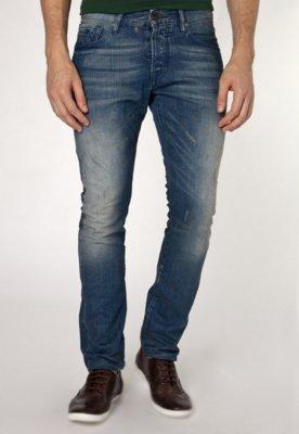 Calça Jeans Scotch & Soda Skinny Ralston Azul