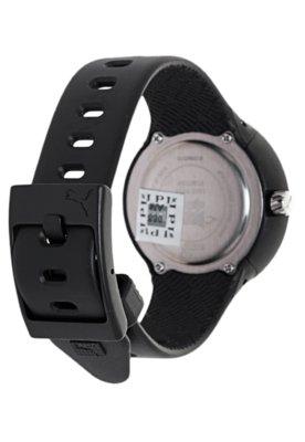 Relógio Puma Slick Ladies Big Cat Preto