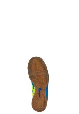 Chuteira Indoor Nike Jr. Mercurial Vortex IC EMB Azul