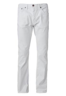 Calça Calvin Klein Jeans Color Rckr Kick Branca