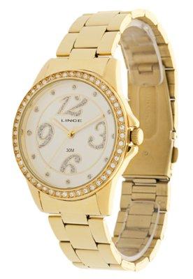 Relógio LRGJ010LS2KX Dourado - Lince