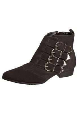 Ankle Boot Fivelas Marrom - FiveBlu