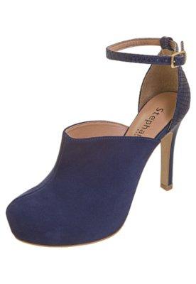Ankle Boot Roxa - Stéphanie Classic