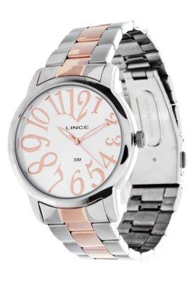 Relógio Lince LRTK007L S2SR Prata