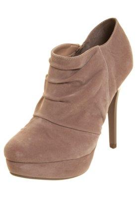 Ankle Boot FiveBlu Franzido Bege
