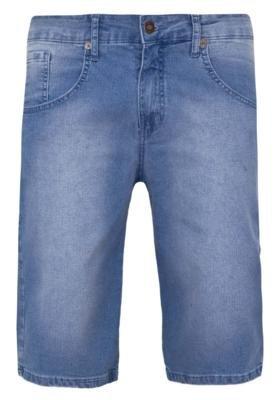 Bermuda Jeans Coca Cola Clothing Lars Pack Azul