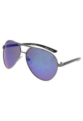 Óculos Mau Mau Aviador Prata