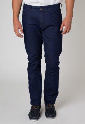 Calça Jeans Forum Skinny Paul Original Azul