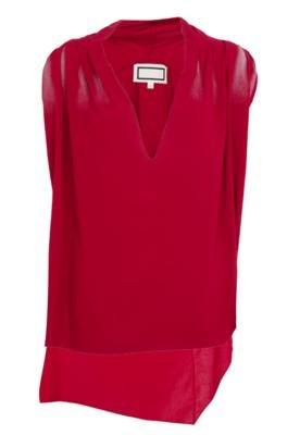 Blusa Trendt Rocker Vermelha