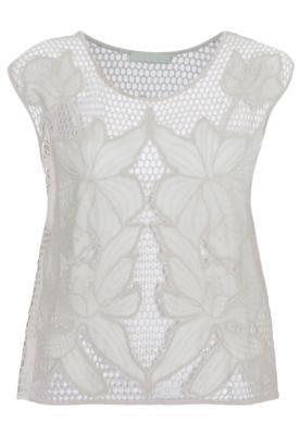 Blusa Dress To Dream Bege