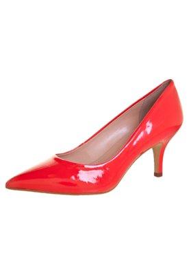 Sapato Scarpin FiveBlu Nilsen Vermelho
