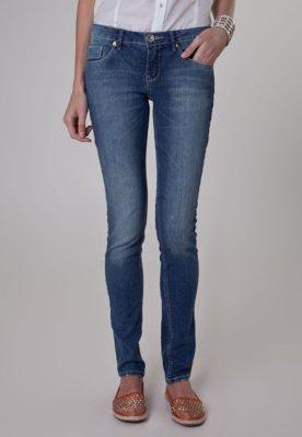 Calça Jeans Khelf Skinny Monica Azul