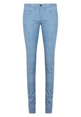Calça Jeans Carina Duek Skinny Pencil Azul