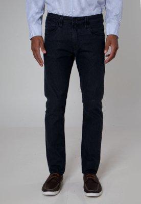 Calça Jeans M. Officer Reta Original Azul
