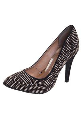 Sapato Scarpin Bottero Hotfix Preto